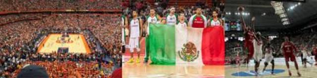 MEXICO ADOPTA EL BASQUETBOL