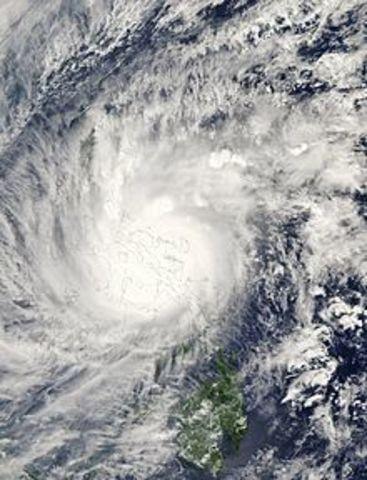 Typhoon Reming (Durian)