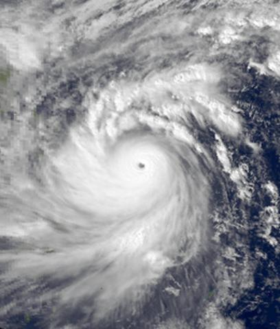 Typhoon Rosing (Angela)