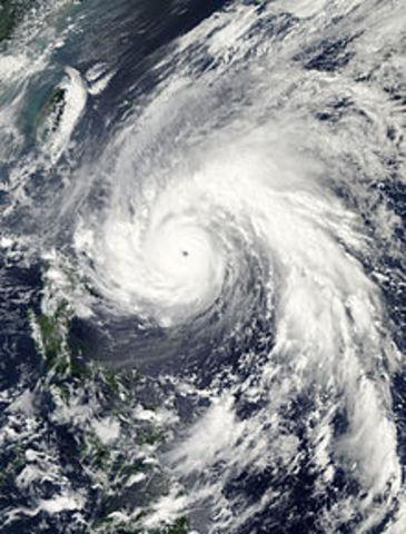 Typhoon Juan (Megi)