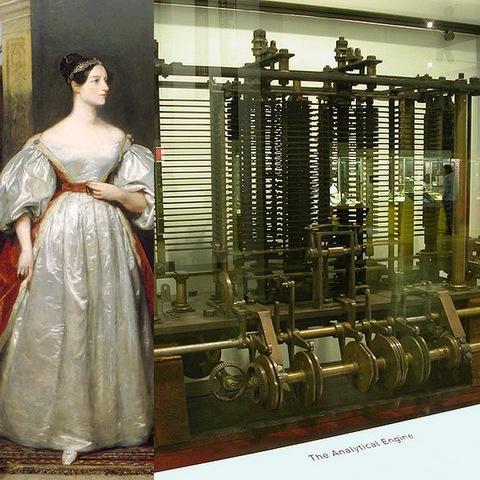 Lady Ada Augusta (primera programadora) Lenguaje Ada y Programación de la la maquina analitica