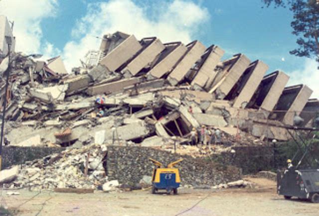 Mindanao Earthquake / Moro Gulf Earthquake