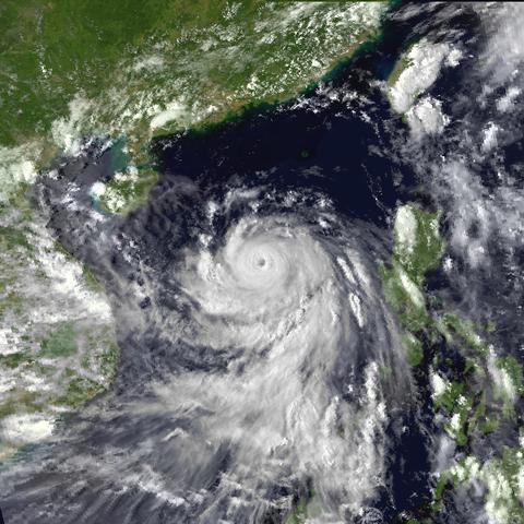 Typhoon Ike (Nitang)