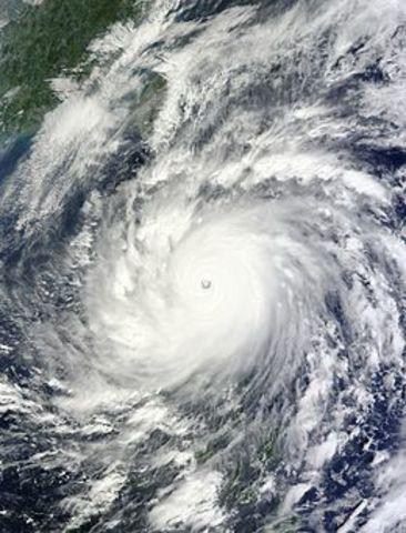 Typhoon Megi (Juan)