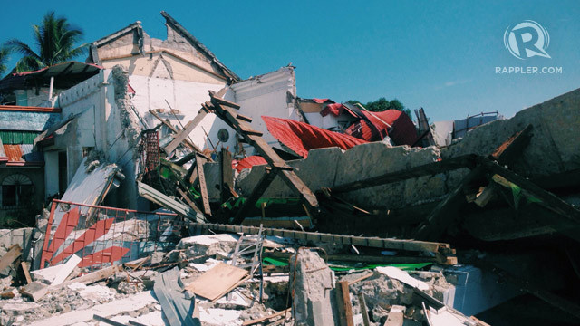 Central Visayas Earthquake