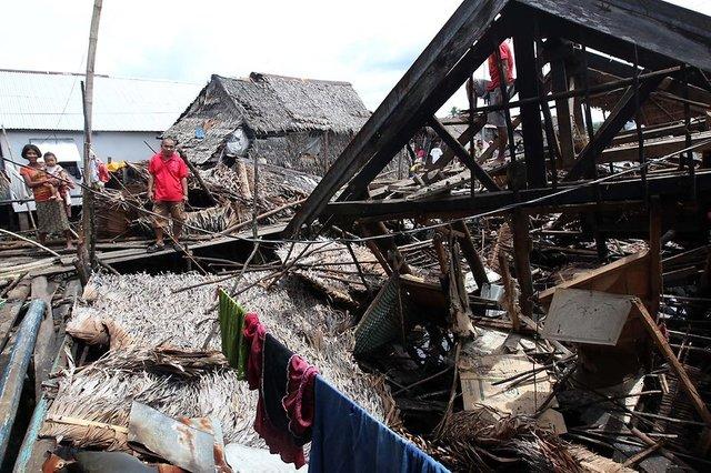 Guiuan, Eastern Samar Earthquake