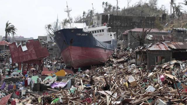 Typhoon Haiyan (Yolanda)