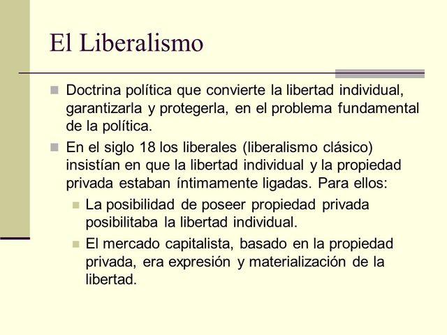 Propiedad Privada principio de la vida social, económica y política  XVII y XVII