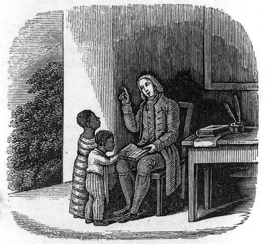 Pennsylvania abolished slavery