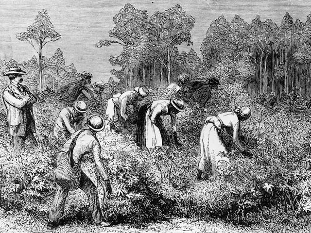Mississippi, a slave state