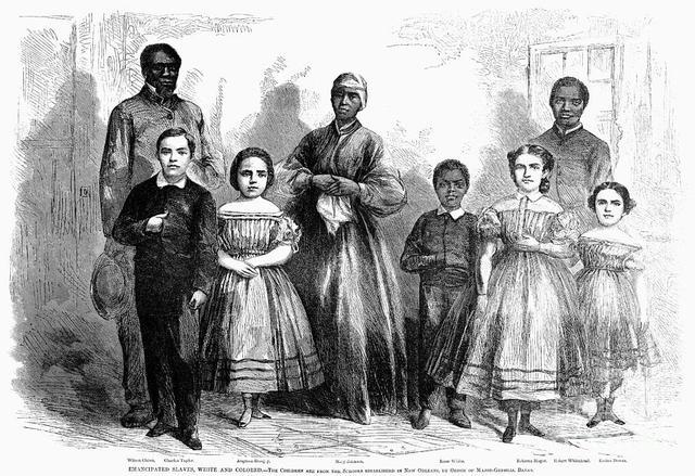 New York abolished slavery