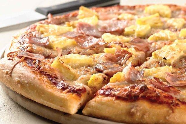 Hawaiian Pizza is Invented