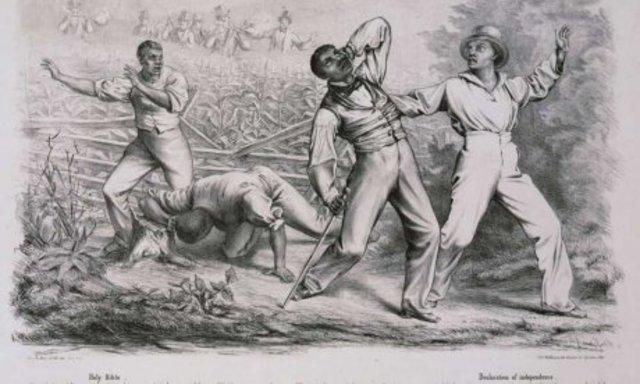 Missouri, a slave state