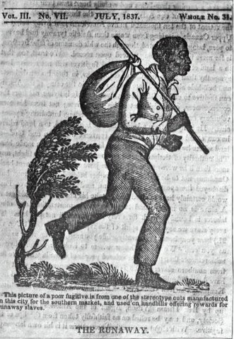 The first Fugitive Slave Act