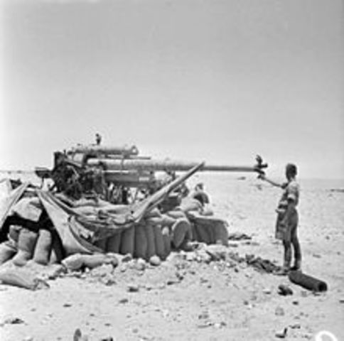 El Alamein (2nd battle of)
