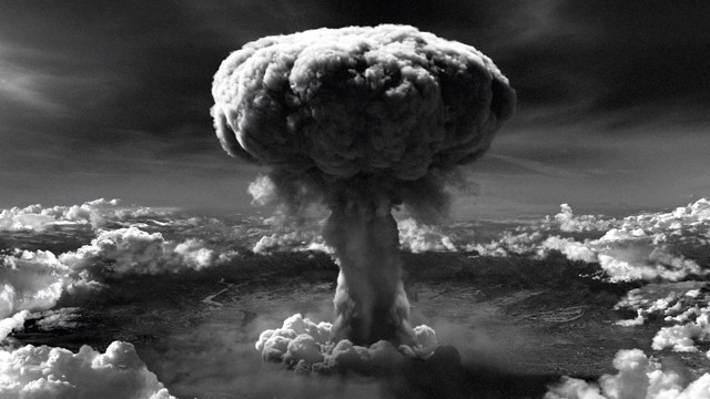 The Bombing of Hiroshima.