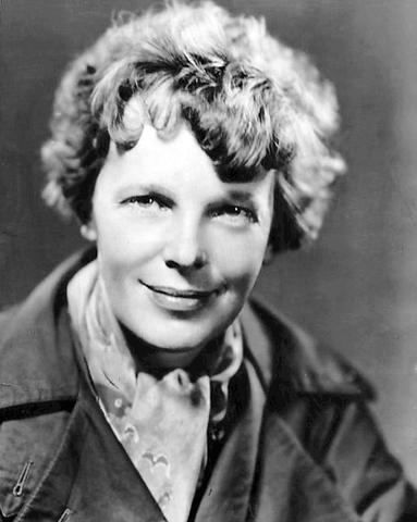 Amelia Earhart, The Solo Flyer