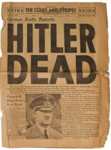 """More Pictures from """"Adolf's Death"""""""