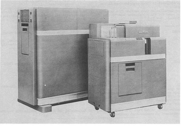 Joshua West IBM modelo 604s