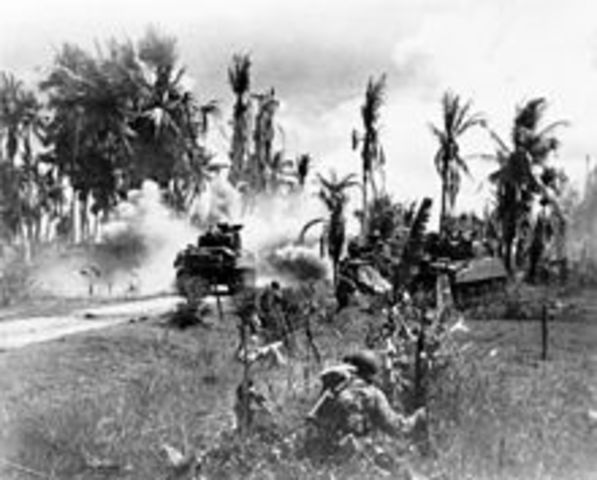 The Japanese Philippines Campaign