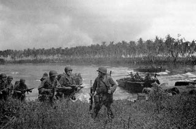 The New Guinea Campaign
