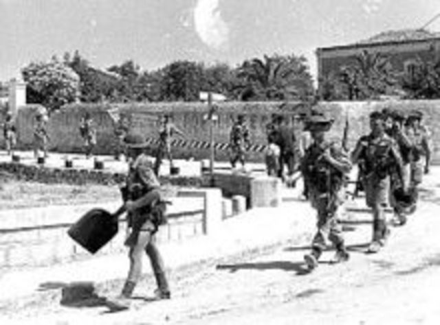 The Allied invasion of Sicily