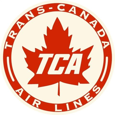 Trans Canada Airlines Begins Regular Flights