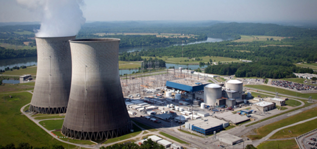 The first Canadian nuclear reactor goes into operation.