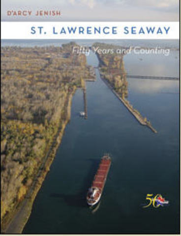 The St. Lawrence Seaway opens