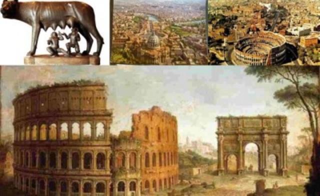 Fundaciòn de Roma