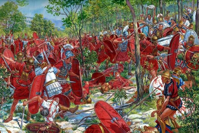 Segunda Guerra Samnita