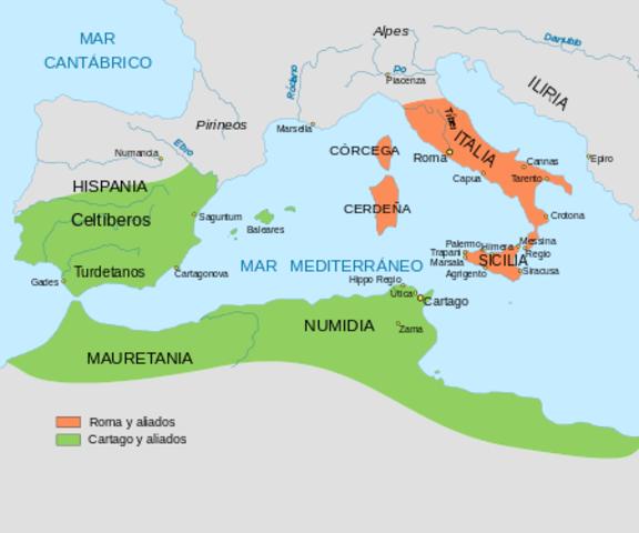 Tratado entre Roma y Cartago