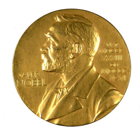 De Dalai Lama krijgt de Nobelprijs