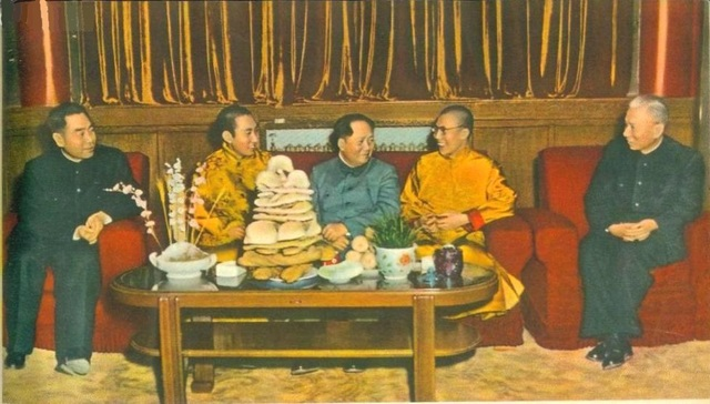 Vredesoverleg tussen Dalai Lama en China stoppen
