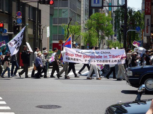 China executeert 2 Tibetanen