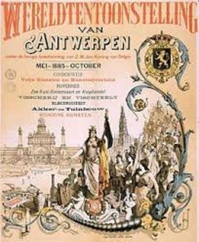 wereldtentoonstelling op het Antwerpse Zuid