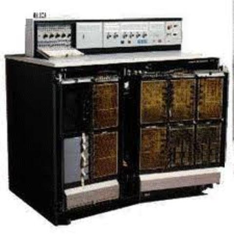 Tercera generacion, chips y circuitos integrados