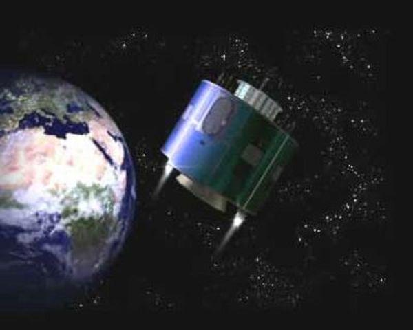 Satélite órbita geoestacionaria