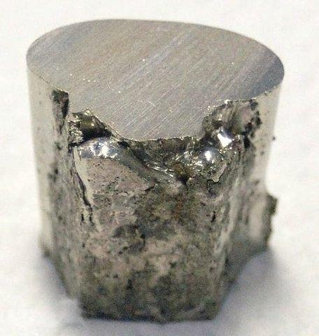 Открытие никеля