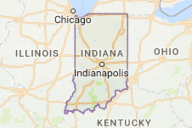 Indiana Becomes the 19th State