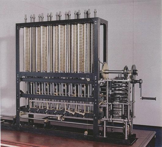 Programadora de la maquina analitica