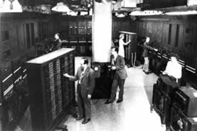 ENIAC Electronic Numerical Integrator ad Computer