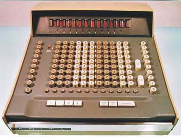 Calculadora electromecanica