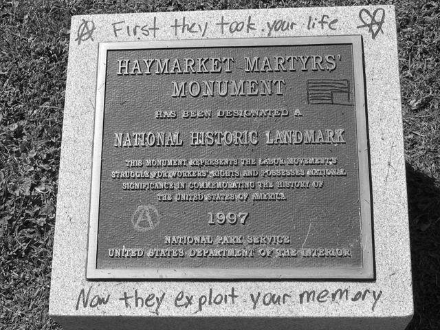 Revuelta de Haymarket.