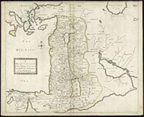 העת העתיקה - שלטון הכנענים