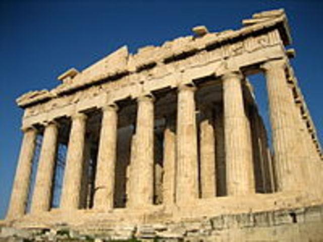 העת העתיקה  - יוון