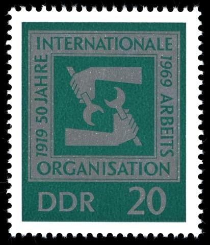 Organización Internacional del Trabajo (OIT).