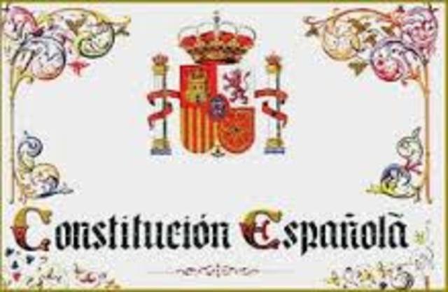 Constitución 1978.