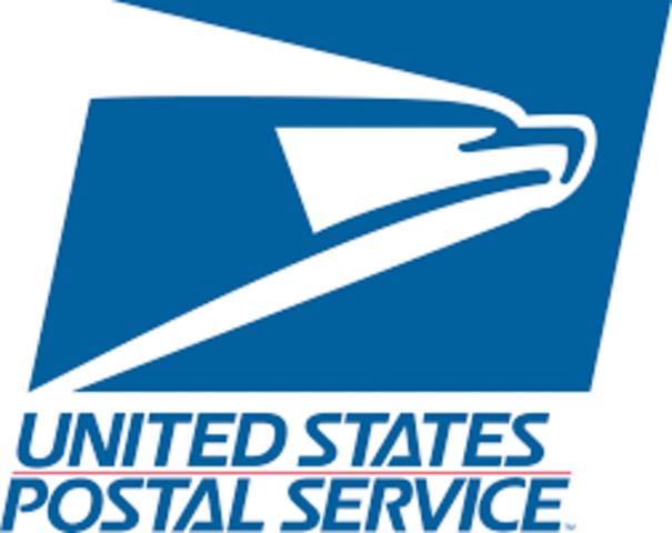US Post Office Department Established