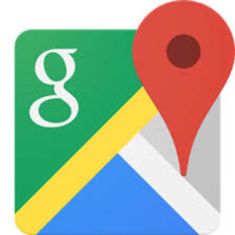 GoogleMaps Launched